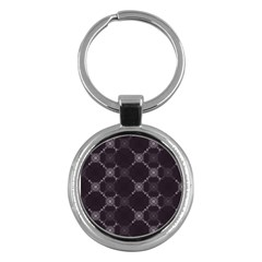 Abstract Seamless Pattern Background Key Chains (Round)