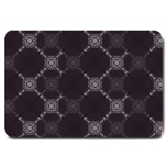 Abstract Seamless Pattern Background Large Doormat