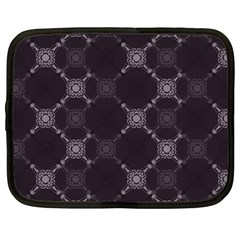 Abstract Seamless Pattern Background Netbook Case (Large)