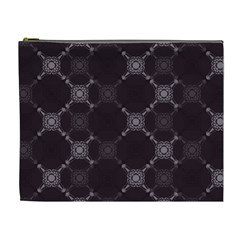 Abstract Seamless Pattern Background Cosmetic Bag (XL)