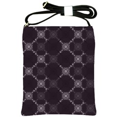 Abstract Seamless Pattern Background Shoulder Sling Bags