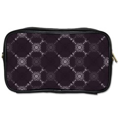 Abstract Seamless Pattern Background Toiletries Bags 2-Side