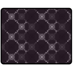 Abstract Seamless Pattern Background Fleece Blanket (medium)