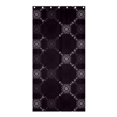 Abstract Seamless Pattern Background Shower Curtain 36  X 72  (stall)