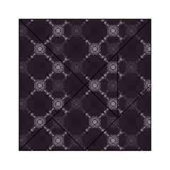 Abstract Seamless Pattern Background Acrylic Tangram Puzzle (6  X 6 )