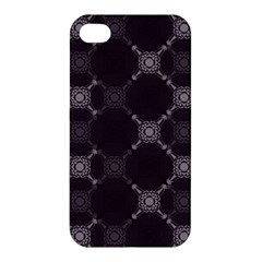 Abstract Seamless Pattern Background Apple iPhone 4/4S Premium Hardshell Case