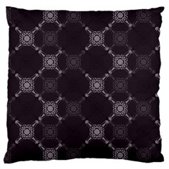 Abstract Seamless Pattern Background Large Cushion Case (one Side)
