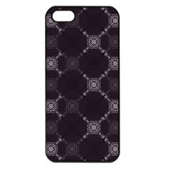 Abstract Seamless Pattern Background Apple iPhone 5 Seamless Case (Black)