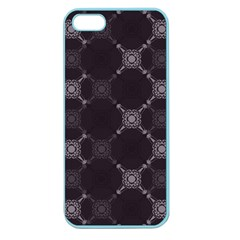 Abstract Seamless Pattern Background Apple Seamless Iphone 5 Case (color)
