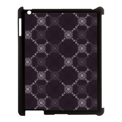 Abstract Seamless Pattern Background Apple Ipad 3/4 Case (black)