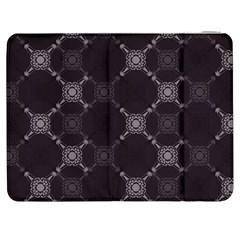 Abstract Seamless Pattern Background Samsung Galaxy Tab 7  P1000 Flip Case