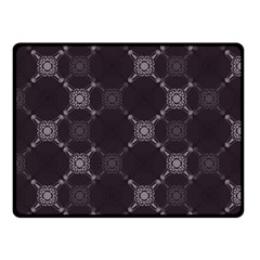 Abstract Seamless Pattern Background Double Sided Fleece Blanket (small)