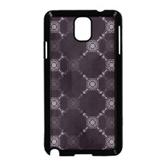 Abstract Seamless Pattern Background Samsung Galaxy Note 3 Neo Hardshell Case (Black)