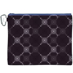 Abstract Seamless Pattern Background Canvas Cosmetic Bag (xxxl)
