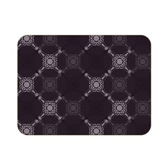 Abstract Seamless Pattern Background Double Sided Flano Blanket (mini)