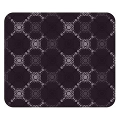 Abstract Seamless Pattern Background Double Sided Flano Blanket (Small)