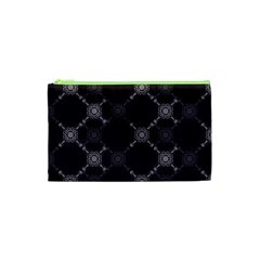 Abstract Seamless Pattern Background Cosmetic Bag (XS)