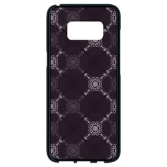 Abstract Seamless Pattern Background Samsung Galaxy S8 Black Seamless Case