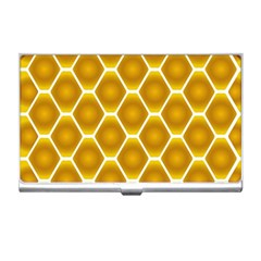 Snake Abstract Pattern Business Card Holders