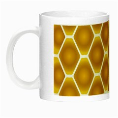 Snake Abstract Pattern Night Luminous Mugs