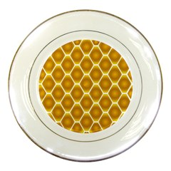 Snake Abstract Pattern Porcelain Plates