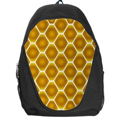 Snake Abstract Pattern Backpack Bag