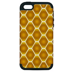 Snake Abstract Pattern Apple iPhone 5 Hardshell Case (PC+Silicone)