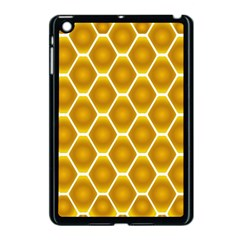 Snake Abstract Pattern Apple iPad Mini Case (Black)