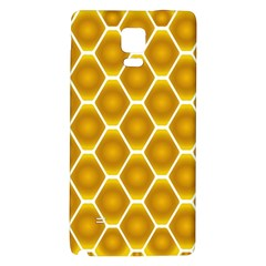 Snake Abstract Pattern Galaxy Note 4 Back Case