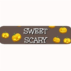Hallowen My Sweet Scary Pumkins Large Bar Mats