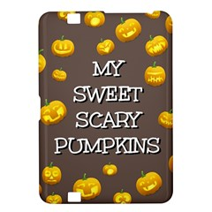 Hallowen My Sweet Scary Pumkins Kindle Fire HD 8.9