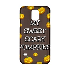 Hallowen My Sweet Scary Pumkins Samsung Galaxy S5 Hardshell Case