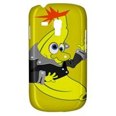 Funny Cartoon Punk Banana Illustration Galaxy S3 Mini