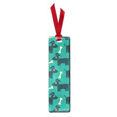 Happy Dogs Animals Pattern Small Book Marks