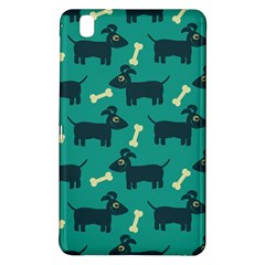 Happy Dogs Animals Pattern Samsung Galaxy Tab Pro 8 4 Hardshell Case