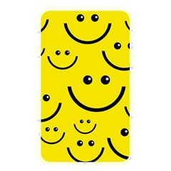 Digitally Created Yellow Happy Smile  Face Wallpaper Memory Card Reader