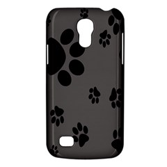 Dog Foodprint Paw Prints Seamless Background And Pattern Galaxy S4 Mini