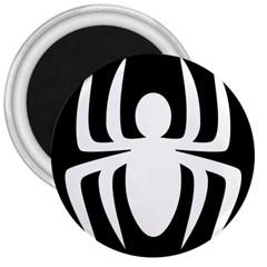 White Spider 3  Magnets