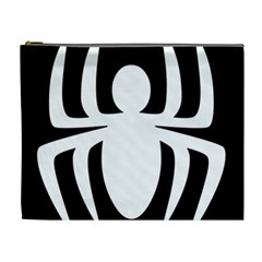 White Spider Cosmetic Bag (XL)