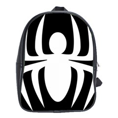 White Spider School Bags(large)