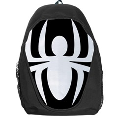 White Spider Backpack Bag