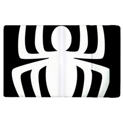 White Spider Apple iPad 3/4 Flip Case