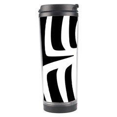 White Spider Travel Tumbler