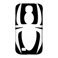 White Spider Samsung Galaxy S4 Classic Hardshell Case (pc+silicone)