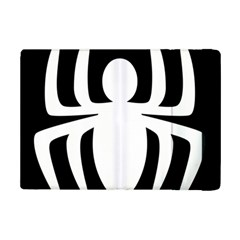 White Spider Ipad Mini 2 Flip Cases