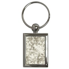 Wall Rock Pattern Structure Dirty Key Chains (rectangle)