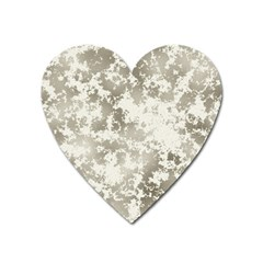 Wall Rock Pattern Structure Dirty Heart Magnet