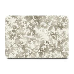 Wall Rock Pattern Structure Dirty Plate Mats
