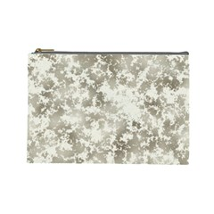 Wall Rock Pattern Structure Dirty Cosmetic Bag (large)
