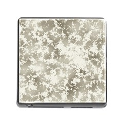 Wall Rock Pattern Structure Dirty Memory Card Reader (Square)